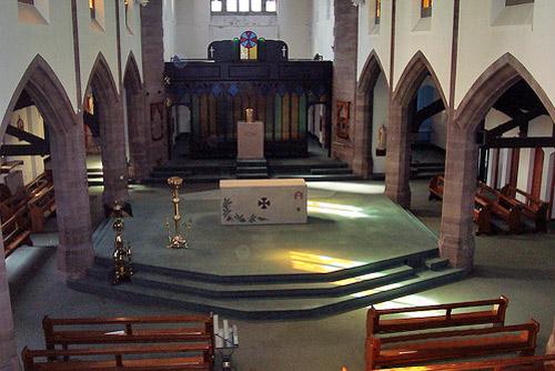 St. Joseph's, Manchester