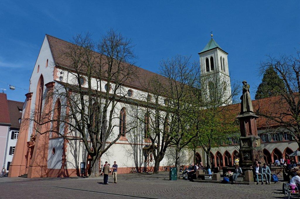St. Martin, Freiburg