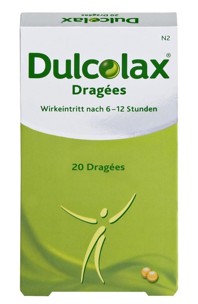 Dulcolax (Bild Boehringer-Ingelheim)