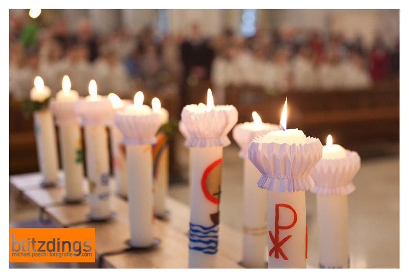 Kerzen (Bild: M. Paech)