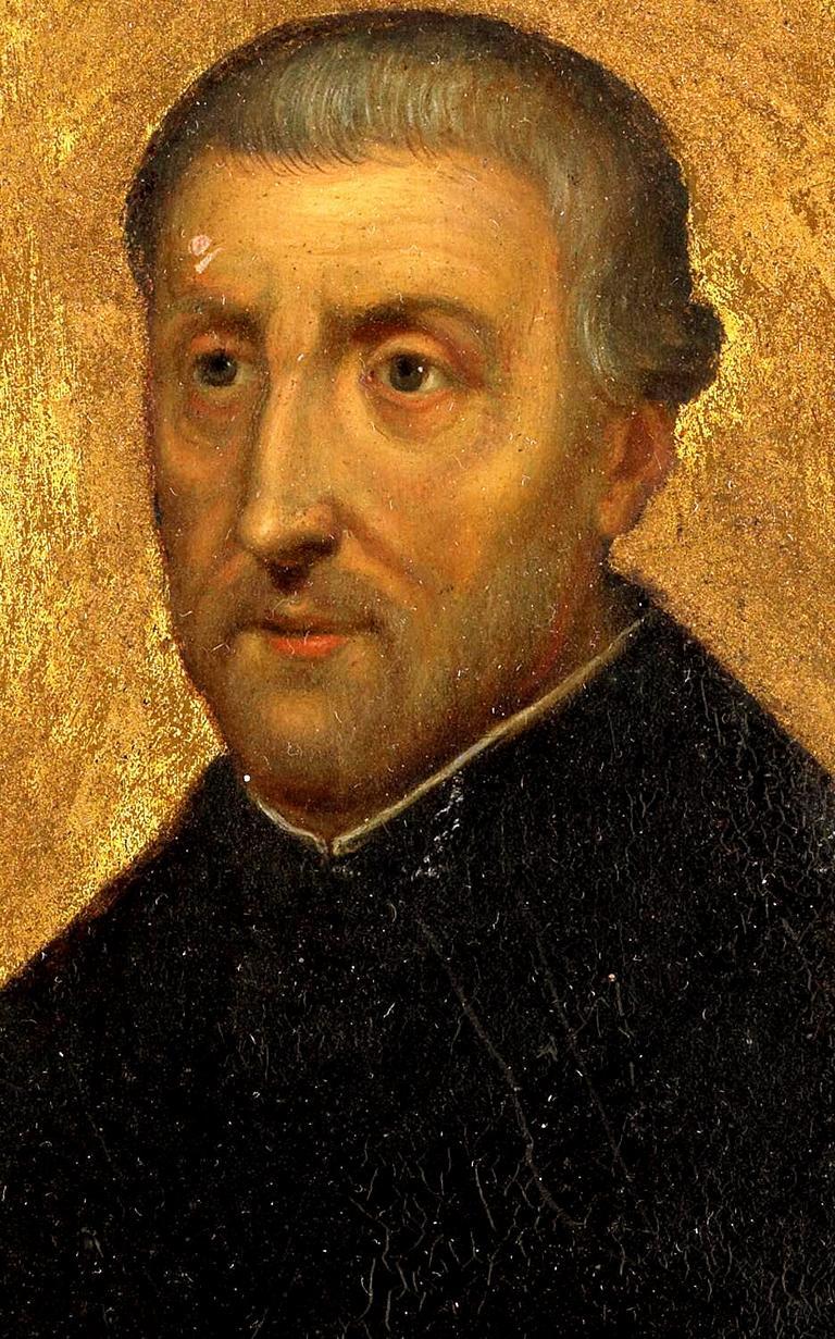 Petrus Canisius (1521-97), Anonym, Niederlande, 1699, Rijksmuseum (Bild: Wikimedia Commons)
