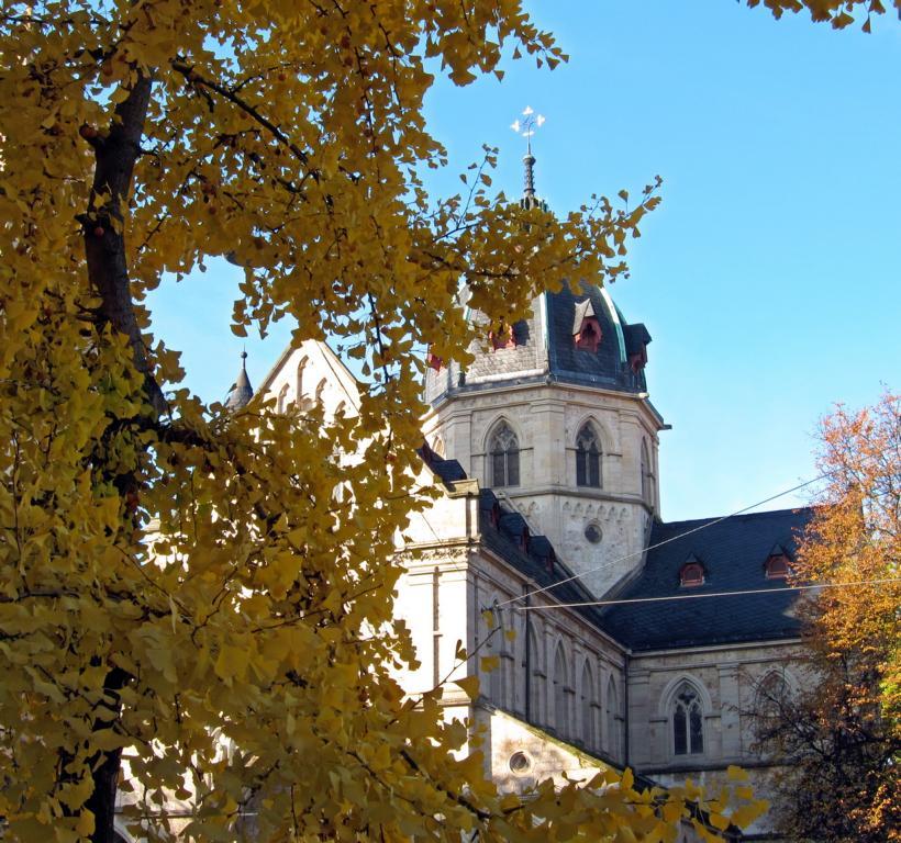 Herz-Jesu, Weimar am 9.11.14 (eigenes Bild)
