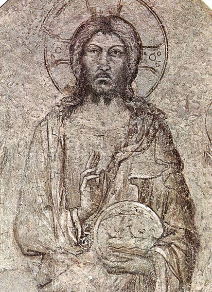 Christus Pantokrator (Allherrscher),