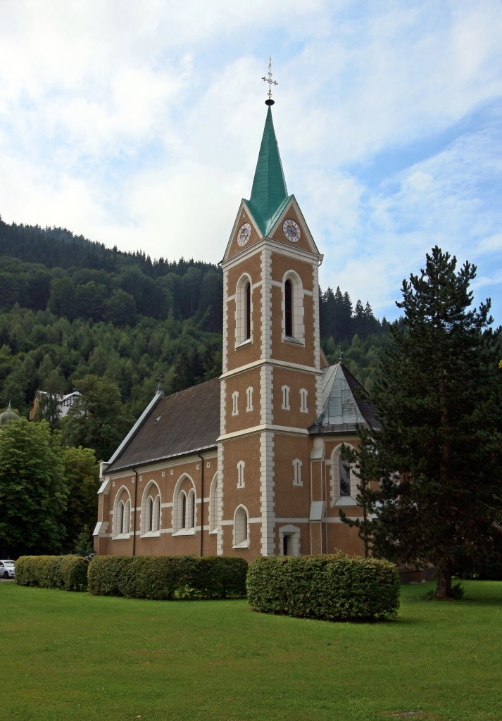 Herz-Jesu, Selzthal (eigenes Bild)