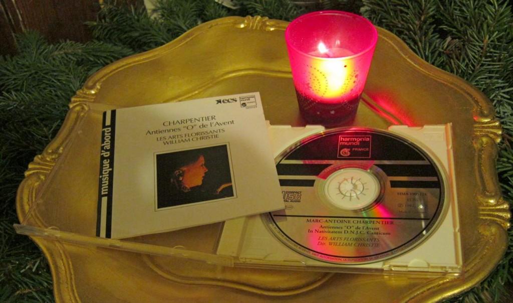 """Ein """"altes Schätzchen"""" als CD, ein Schatz von geistlicher Musik! (eigenes Bild)"""