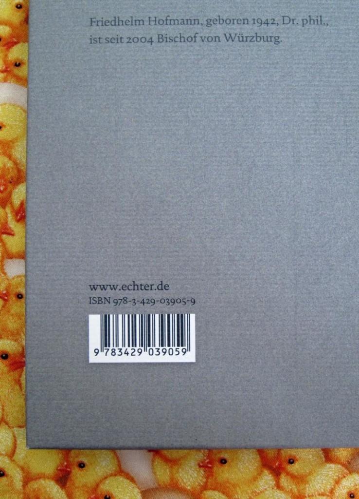 Zeichnung als Zwiesprache, ISBN (eigenes Bild)