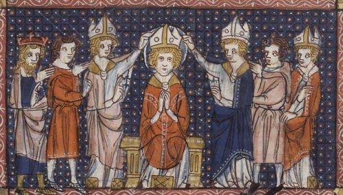 Hilarius Bischofsweihe