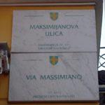 Straßenschilder in Pula (Bild CBL)